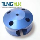 Pezzi meccanici di giro personalizzati di precisione di CNC