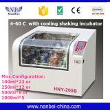 incubadora 175L de agitação orbital superior com de refrigeração