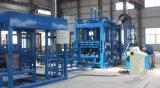Zcjk Qty10-15 hydraulischer vollautomatischer Block, der Maschine mit automatischer Ladeplatten-Zufuhr herstellt