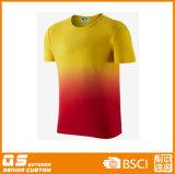 T-shirt sport à manches courtes à manches longues