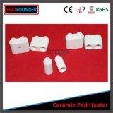 Calentador de cerámica de la pista de Pwht del tratamiento térmico de después de la soldadura