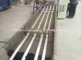 PVC Edge Banding Extrusora de borda de grão de madeira altamente brilhante com um molde, quatro tiras para extrusão de borda de borda de PVC