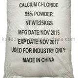 Хлорид кальция 74% двугидрата ранга индустрии цены по прейскуранту завода-изготовителя 77%