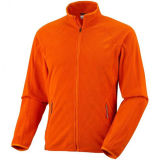 2015 Mens Solid Design Winter Polar Fleece Jacket