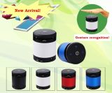 Enceinte métallique NFC Portable Rechargeable Wireless Bluetooth CSR4.0 Speaker (BS-10)