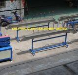 Hoge Capaciteit PMMA die de Decoratieve Plastic Uitdrijvende Machine van de Staaf aansteken