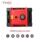 5000W super tranqüilo Gas-Powered gerador de emergência com marcação, GS, Carb e EPA compatível