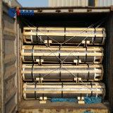 De GrafietElektroden van de Hoge Macht UHP in Industrie van de Uitsmelting met Uitsteeksels