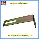 Teil stempeln, Befestigungsteil-Befestigung, Metallhalter mit Kupfer (HS-FS-0008)