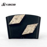磨くパッドのコンクリート3mの陶磁器の床の大理石のダイヤモンドの磨くパッド
