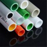 Weißes PPR Rohr und Befestigungen der Qualitäts-für heiße und kalte Wasserversorgung