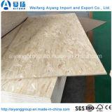 Pente OSB d'emballage d'usine en Chine