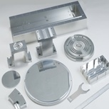 Fresatrice verticale resistente Fanuc (EV1580) di CNC