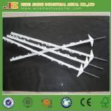 Cattle Protection를 위한 휴대용 Insulated Multi Wire Electric Fence Post