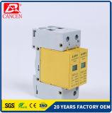 Unità solari SPD della protezione di impulso del sistema 20ka 4p di CC di PV