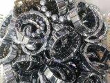 طبيعيّ بلّوريّة [أمثست] [ترا] [هرز] سوار أساور مجوهرات