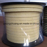 Aramid Fibre Braided Packing met PTFE