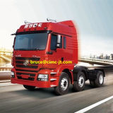 Тележка трактора Китая Shacman M3000 и используемая тележка