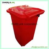 Résistant à roues 240 L bin pour les ordures