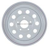 Gli orli da 15 pollici (rotella d'acciaio del rimorchio per il pneumatico)