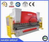 WC67Y 200/2500の油圧鋼板の産業敷布の折る機械