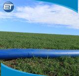 Bomba de agua industrial disposición plana la manguera de descarga de PVC Tubo /