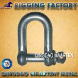L'OIN délivre un certificat des jumelles du boulon d'anchrage en métal D