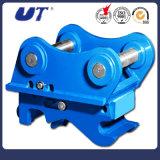 Conetor mecânico rápido do acessório hidráulico