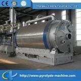 Beseitigungs-medizinische organische überschüssige Wiederverwertungs-Schmieröl-Pyrolyse-Maschine 2016