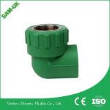 プラスチックPPRの管付属品の男性か女性によって通される連合中国製