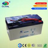 12V 65ah Rechargeable Gel Solar Power Battery for Solar System