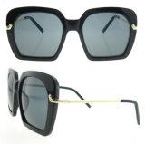 De met de hand gemaakte Polaroid- Glazen van de Zon van de Zonnebril van de Merknaam van de Zonnebril