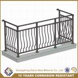 Disegni della rete fissa del balcone del ferro saldato