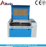 Tagliatrice del laser del CO2 6040 con potere del laser 60With80With10With150W