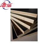 Película fenólica del punto de ebullición del precio 18m m de la venta caliente de la marca de fábrica de Luli la mejor hizo frente a la madera contrachapada