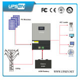 Onde sinusoïdale pure onduleur solaire contrôleur de charge PWM intégré