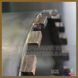 Sonnige Diamant-Kernbohrer-Bits für Bohrung-verstärkten Beton