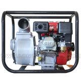 6.5HP pompe à eau de kérosène de début de l'essence 3inch (80mm)/essence pour l'irrigation agricole