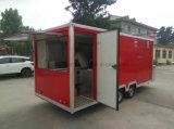 Tranda ha personalizzato la via che Vending il camion mobile dell'alimento con Ce