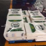 Красочной печати прозрачных мешок риса