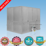 O CE aprovou 3 de gelo toneladas de máquina do cubo com sistema semiautomático da embalagem (CV3000)