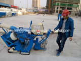 Máquina de sopro do tiro da limpeza da superfície horizontal de China