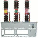Напольный высоковольтный автомат защити цепи вакуума (ZW7)