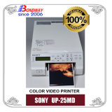 Sony-videodrucker, up-25MD, thermischer Color-Video-Drucker für Ultraschall-Scanner, Papierformat A6