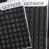 Geotextil compuesto antifisuras de Geogrid de la fibra de vidrio usado para el drenaje