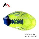 Semi Flyknit Shoes Upper New Technology per Shoe Assembly (AKAv206)