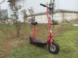 Scooter 200W électrique rouge pour des adultes (LT JE200)