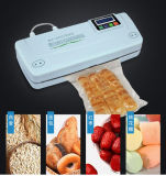 El queso de la fruta y verdura fecha la empaquetadora del sellador del vacío del alimento
