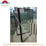 Vidros Duplos de argônio temperado laminado vidro vidro isolados com isolamento