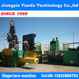 Sortie Hydraulic Baler for Aluminum Scrap